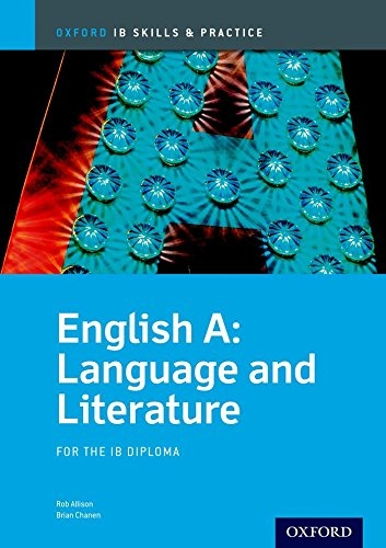 english a language and literature hl