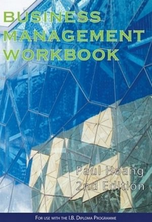 Business Management Workbook for the 3rd Edition