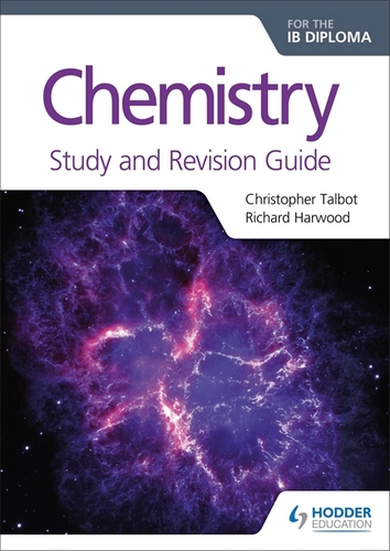 chemistry for the ib diploma study and revision guidechristopher talbot