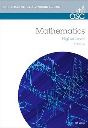 Mathematics HL - The IB Bookshop