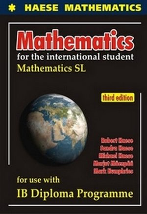 Mathematics SL - The IB Bookshop
