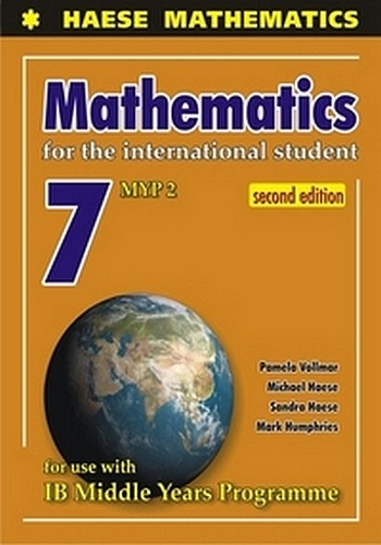 mathematics for the international student 7  myp 2  2nd
