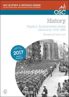 IB History - Paper 2: Authoritarian States Germany 1918-1945 SL & HL