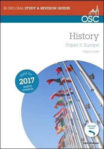 IB History - Paper 3: Europe