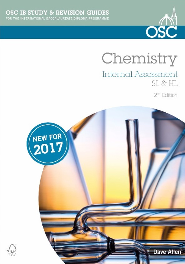 IB Chemistry Internal Assessment