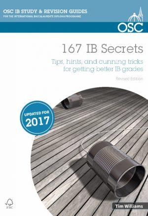 167 IB Secrets: Tips