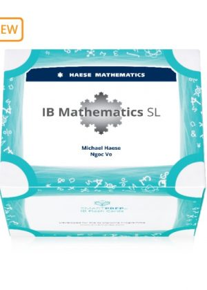 Smartprep HAESE MATHEMATICS IB Flash Cards IB DP Mathematics SL
