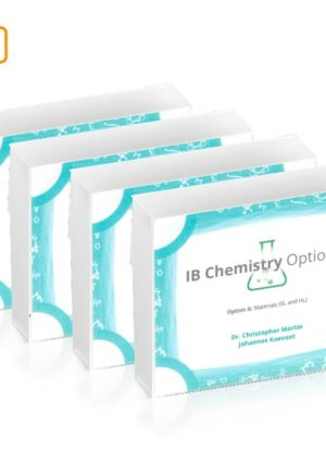 Smartprep IB Flash Cards: DP Chemistry - Option A