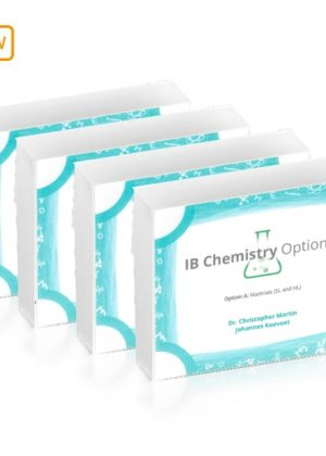 Smartprep IB Flash Cards: DP Chemistry - Option B