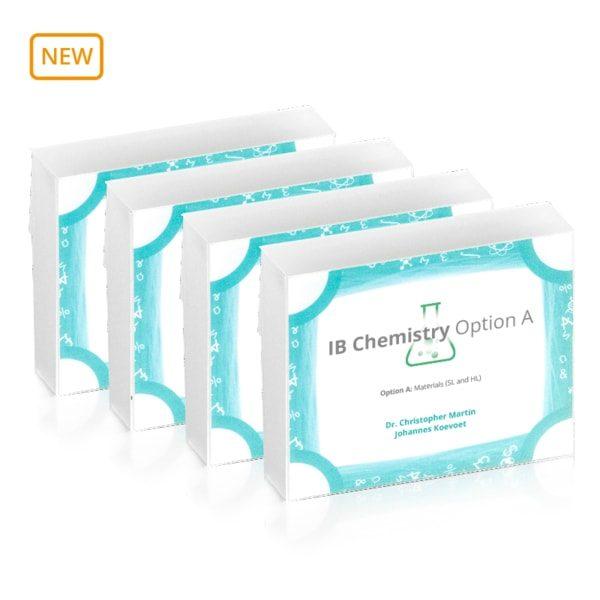 Smartprep IB Flash Cards: DP Chemistry - Option C