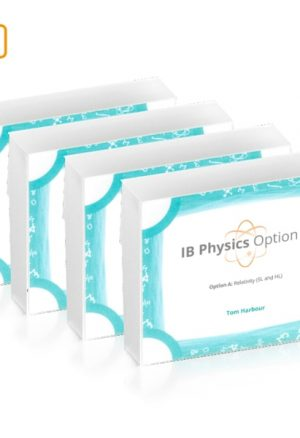 Smartprep IB Flash Cards: DP Physics - Option A