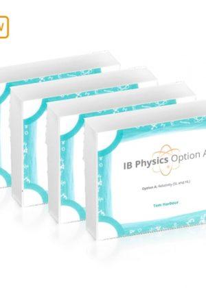 Smartprep IB Flash Cards: DP Physics - Option C
