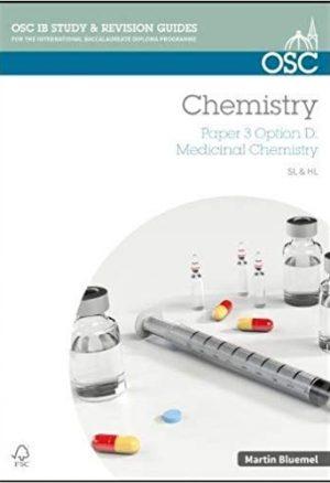 IB Chemistry SL & HL Paper 3 Option D: Medicinal Chemistry