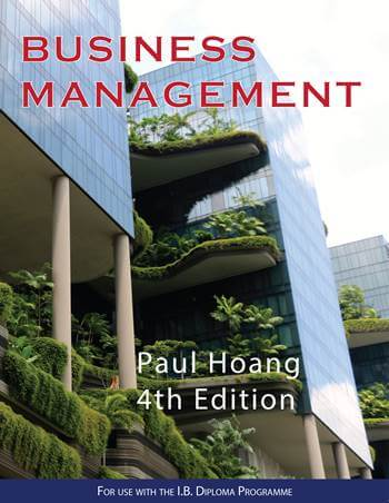 Business Management 4th Edition