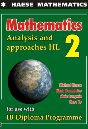 Analysis & Approaches HL - Textbook