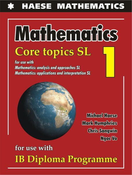 Core Topics SL-Textbook