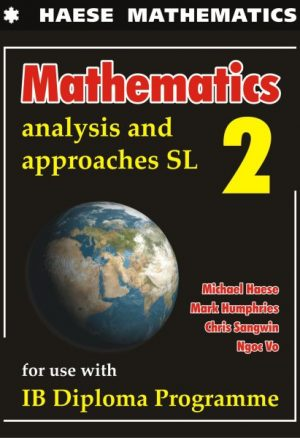 Analysis & Approaches SL-Textbook
