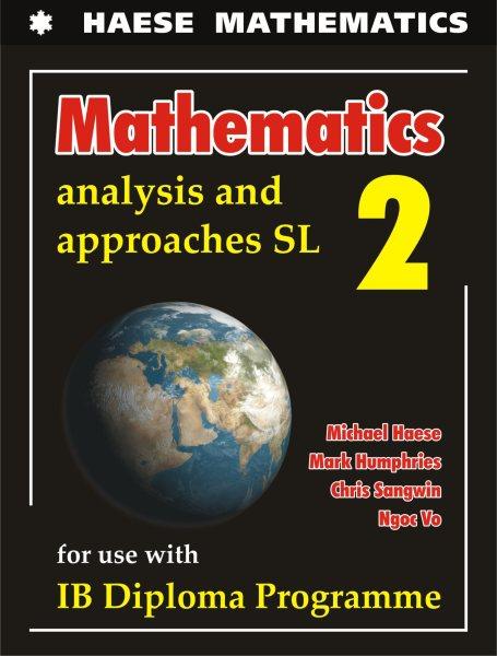 Analysis & Approaches SL-Textbook