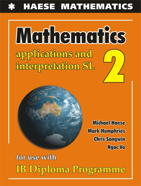 Applications and Interpretation SL - Textbook