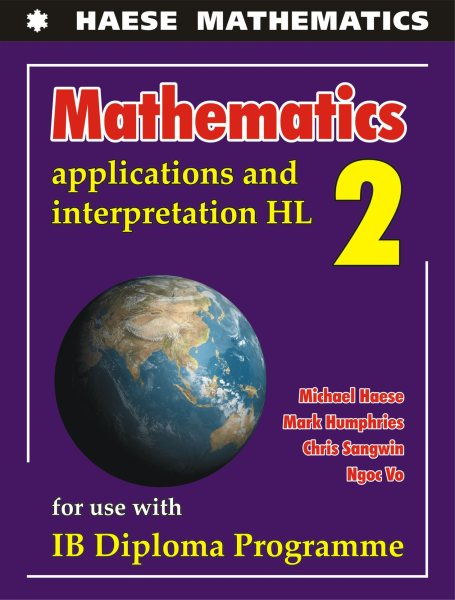 Applications and Interpretation HL – Textbook