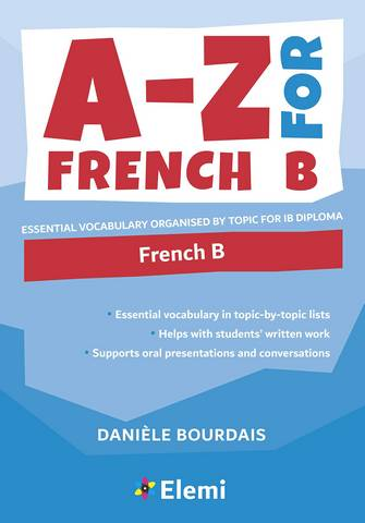 A to Z For French B