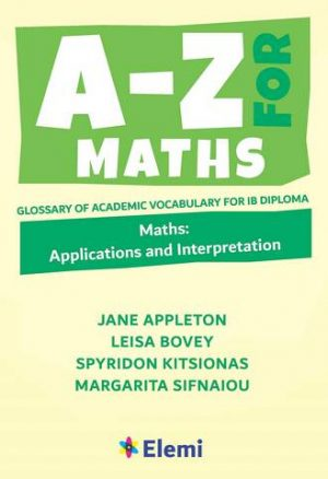 A to Z For Maths