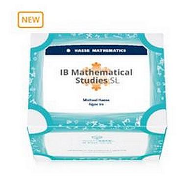 Smartprep Haese Mathematical Studies SL Flash Cards